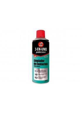LIMPIADOR DE CONTACTOS 3-EN-UNO 250 ml