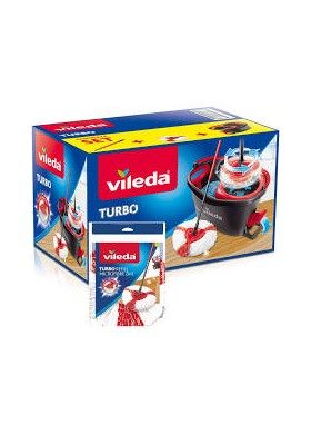 Vileda cubo turbo