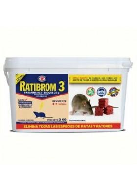 Ratibrom 3 150 g.